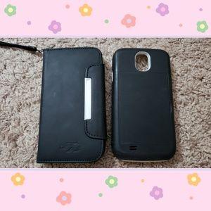 Samsung Galaxy S4 Phone Case Bundle